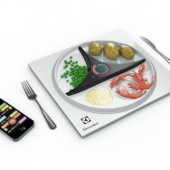 Smart Plate Electrolux